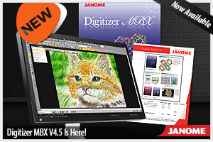 janome digitizer mbx download