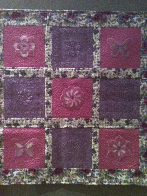 MORE ACUFIL QUILTING....MORE FUN, MORE CREATIVITY & PERFECT EVERY TIME!!