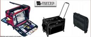 Our new Tutto bags  - there is one for every size of machine!
