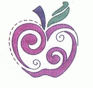 dig logo apple