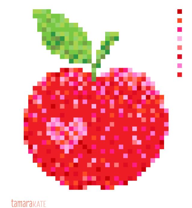 tamara kate1 - apple quilt layout