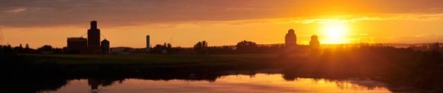 TC sunset