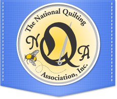 logo national quilt day