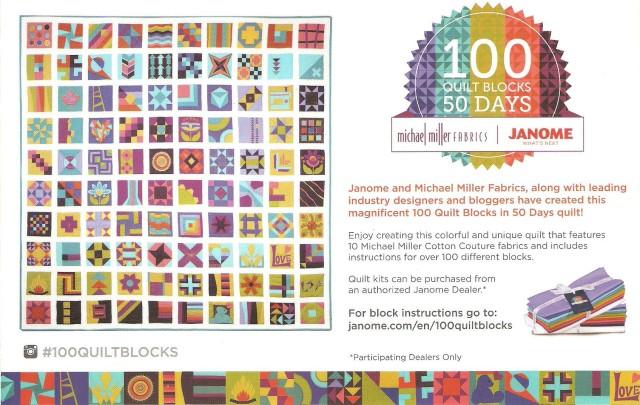100 quilt blocks 2