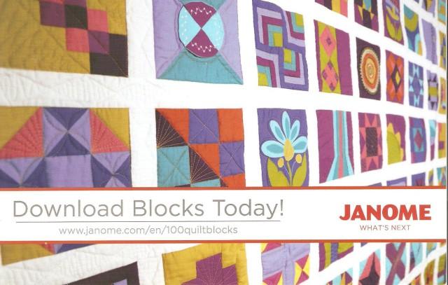 100 quilt blocks