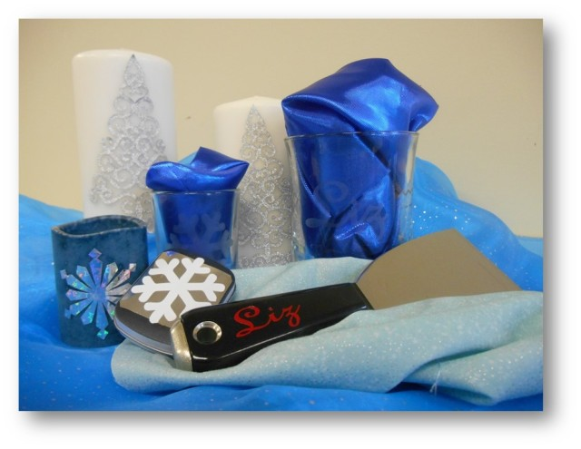 Cutting self- adhesive vinyl.....and array of great projects to try using the Artistic Edge Digital Cutter