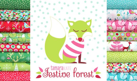 Tamara festive-forest