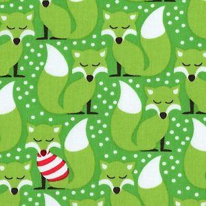 TK Holiday Fox