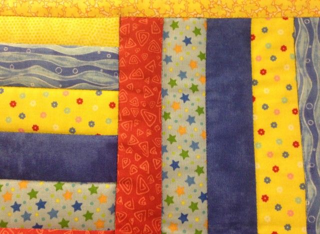 Can you identify this very traditional quilt block?