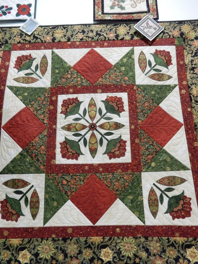 More eye candy for the Quilter