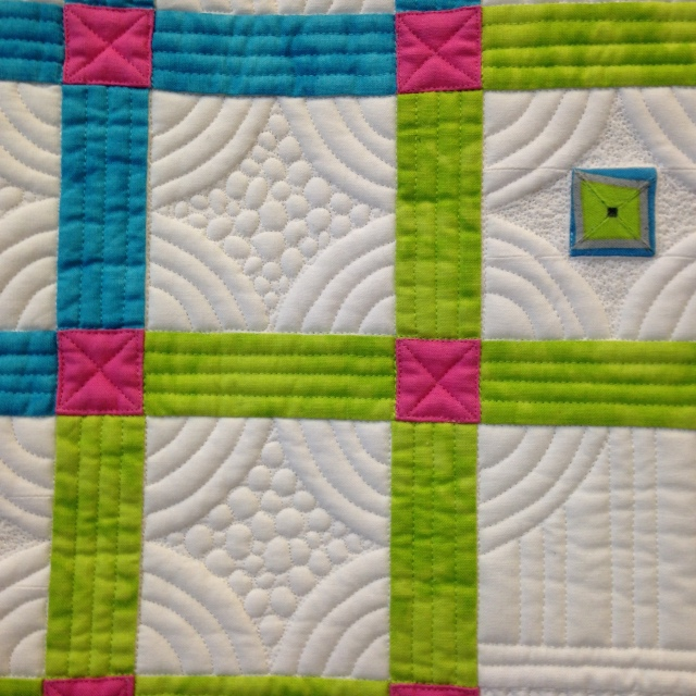 Janome Free Quilting Patterns : MORE GREAT PICS & IDEAS FOR RULER QUILTING Janome Life