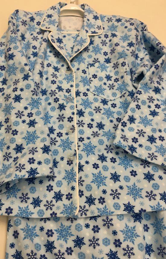 pyjama-neige