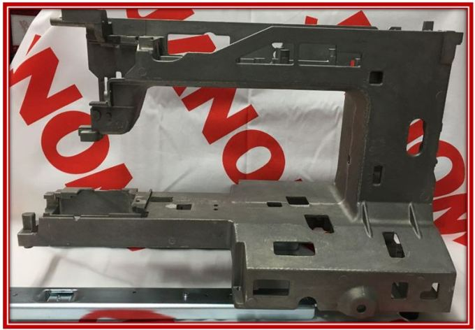 Metal chassis