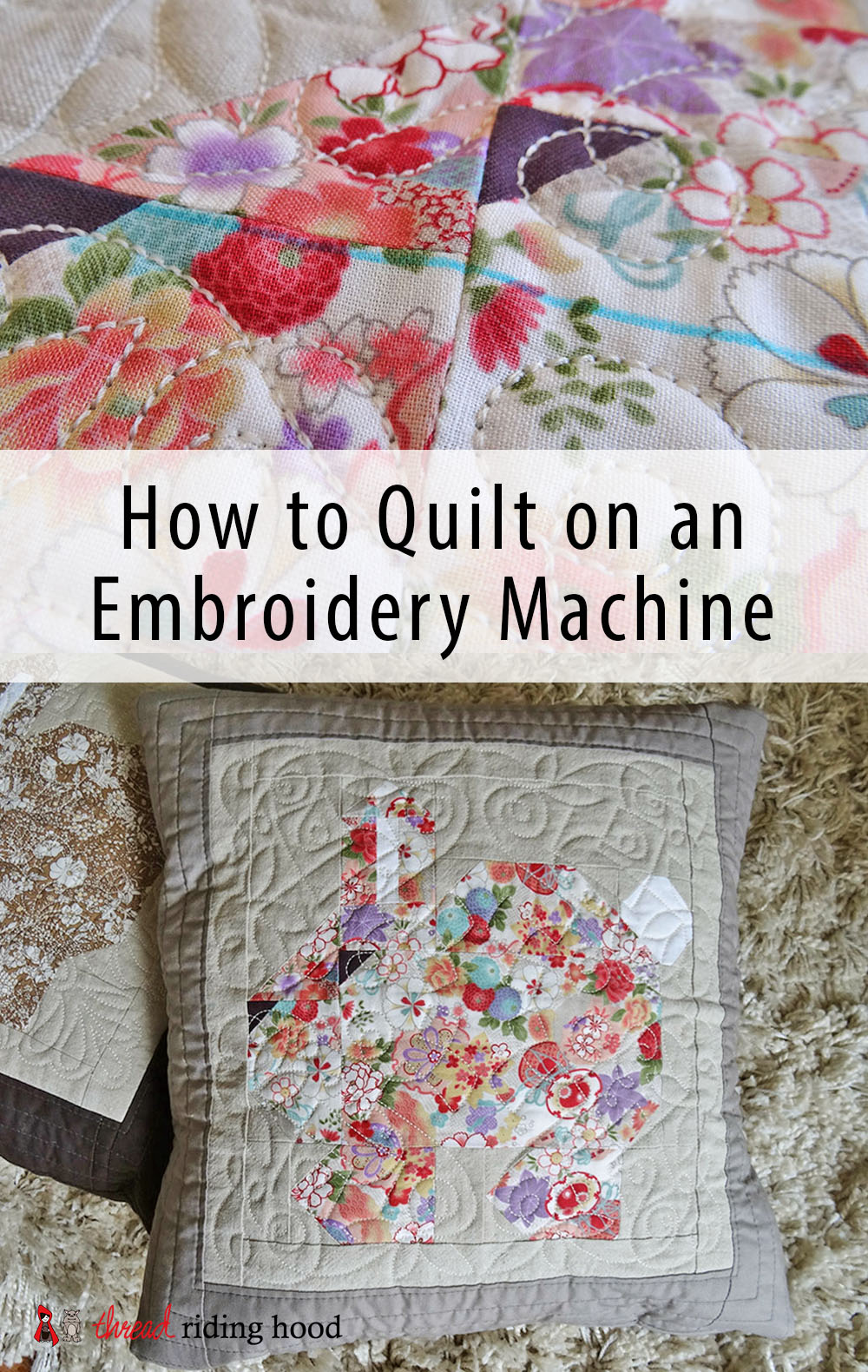 Janome Quilting Embroidery Designs : GOOD INFORMATION ABOUT USING YOUR JANOME EMBROIDERY MACHINE TO DO YOUR QUILTING Janome Life