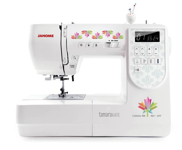 We shine the spotlight on our Janome Canada Artisan: Cynthia ... : quilting machines canada - Adamdwight.com