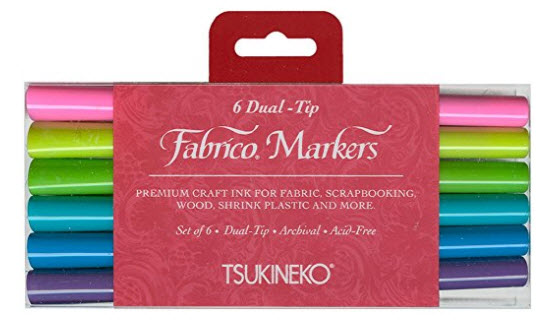 Fabrico Markers