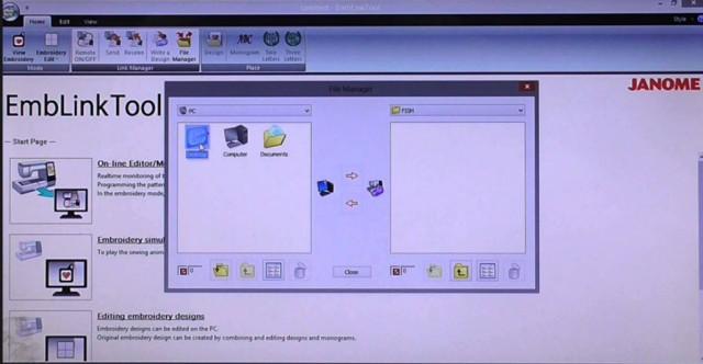 horizon link software