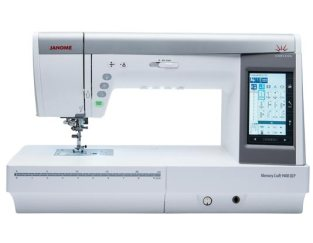 Janome 9400 Photo 1