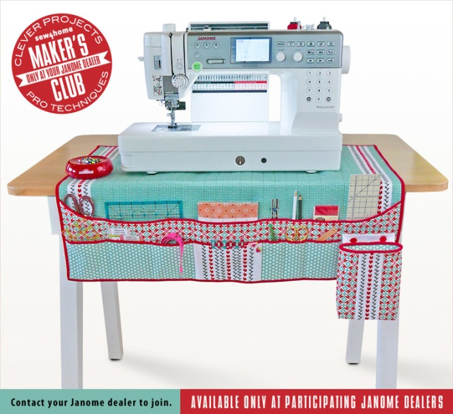 HAVE YOU HEARD ABOUT SEW40HOMEJANOME MAKER'S CLUB Janome Life Simple Janome Sewing Machine Dealers