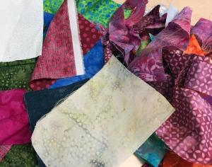 Postcard fabrics