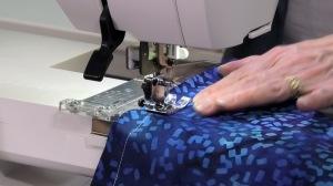 Janome MC9400 Cloth Guide - Cloth