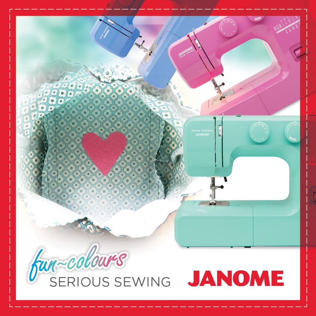C GENUINE PACKAGED JANOME Sewing Machine 3 WAY CORDING FOOT Cat B