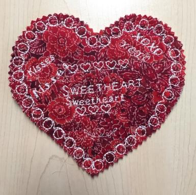 heart ornament - 1