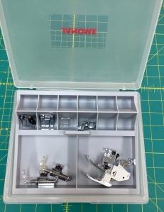 Janome storage case 2 - 1