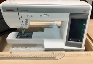 Janome 9450 front