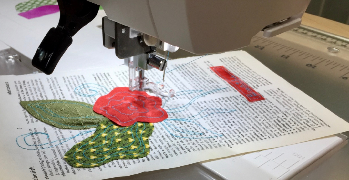 Dictionary Paper Project at machine Sample - 1