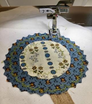 Decorative Stitching - 1