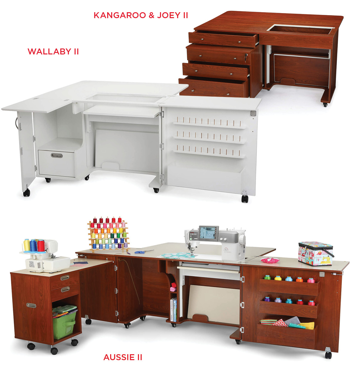 Kangaroo Cabinets Available At Your Janome Canada Dealer Janome Life