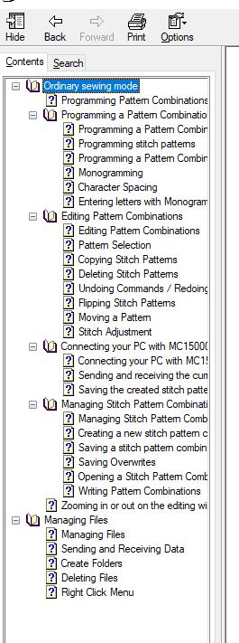 Pattern Combo 10