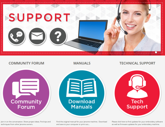 Support Manuals