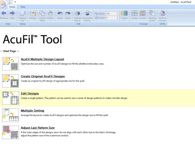 Acufil Tool 2