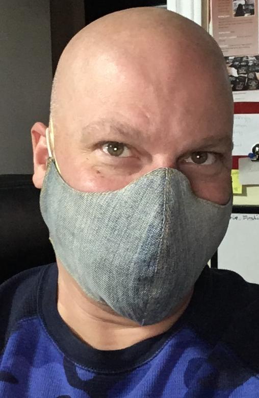 Janome Denim masks 8