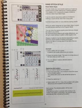 Janome M7 manual pg 97
