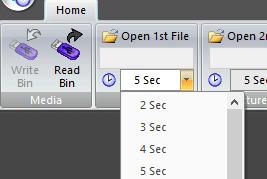 Screen Saver Time Lapse