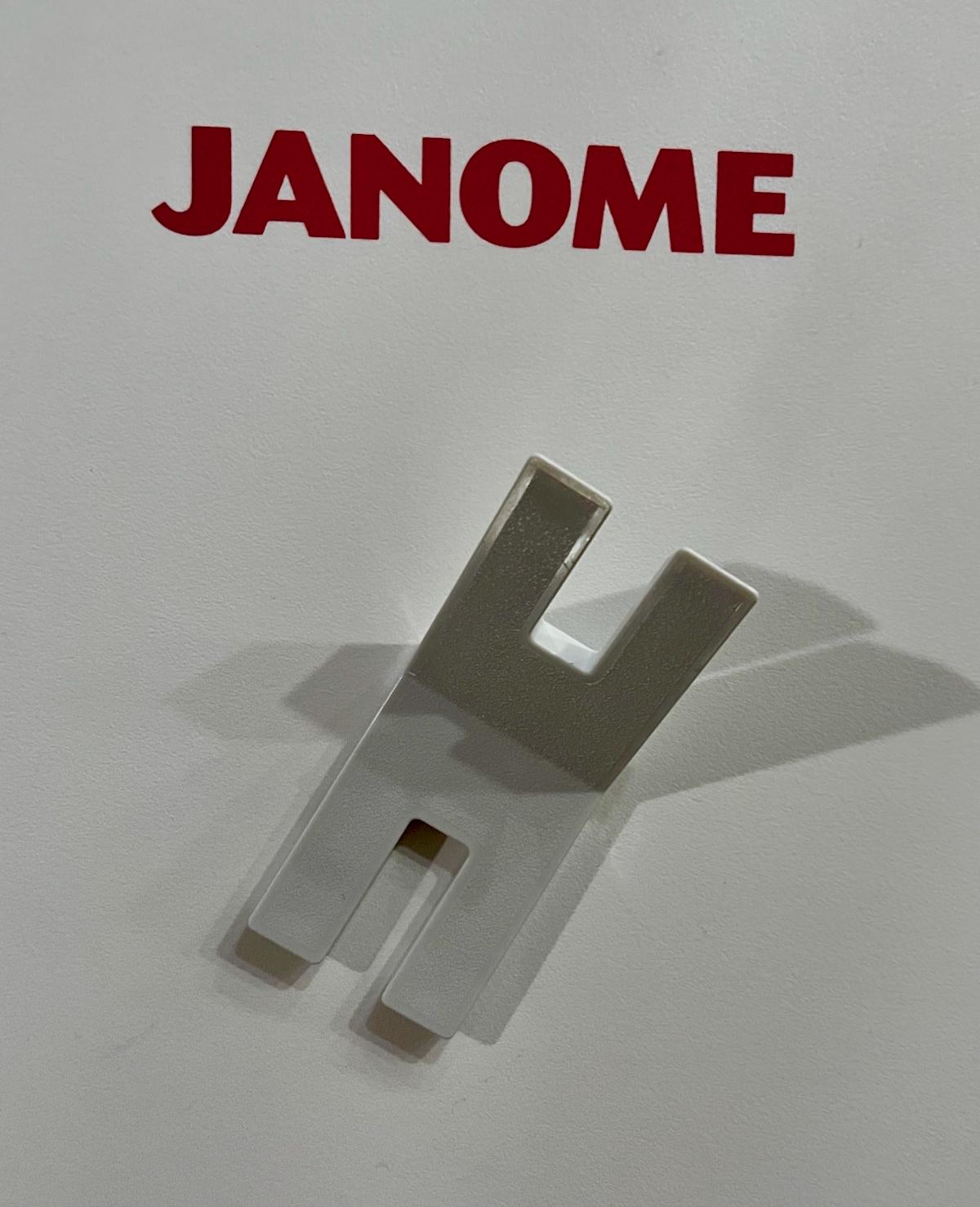 Janome button shank accessory - 1