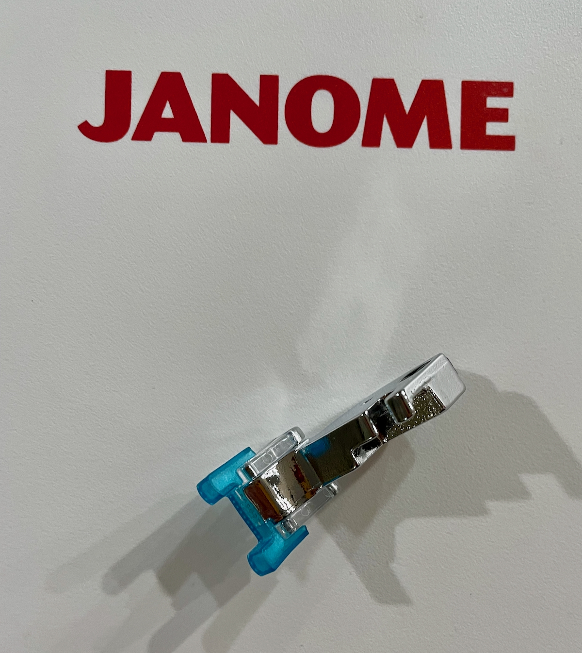 Janome M7 T foot - 1