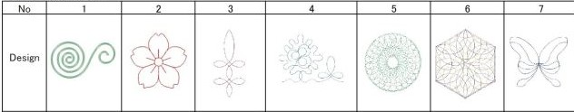 Embroidery Couching Designs (2)